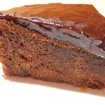 手作りチョレートケーキ