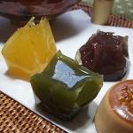 吉兆庵の和菓子